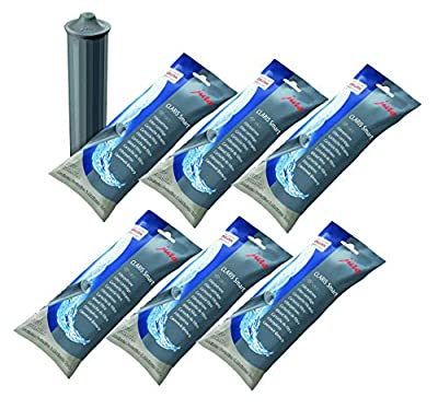 Jura 71793 Filter Cartridge Claris Smart - 6 Filters