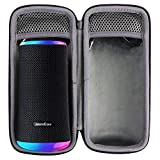 co2CREA Tasche für Anker So&core Flare 2 Bluetooth Lautsprecher Hülle Hülle Etui Tragetasche(Nur Tasche)