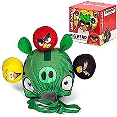 Tobar 36754 Angry Birds-Pig Head, Multi