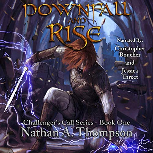Downfall and Rise cover art