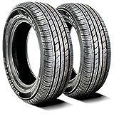 Set of 2 (TWO) MRF Wanderer Street All-Season Touring Radial Tires-215/60R16 95H