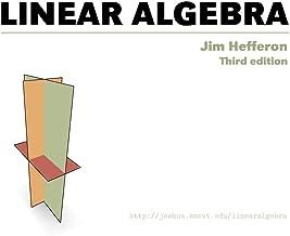 linear algebra jim hefferon