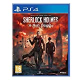 Sherlock Holmes : The Devil's Daughter : Playstation 4 , ML