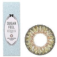 Sugar Feel シュガーフィール 1箱10枚入 2箱 【カラー】エラドブラウン 【PWR】-0.75
