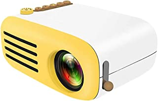 LED Portable Mini Home Cinema, Video-Projector Bluetooth Supported 1080P Theater Support USB VGA HDMI AV TV,1