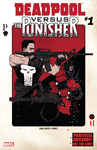 Deadpool vs. The Punisher (2017) #1 (of 5) (English Edition)