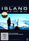 Island 63° 66° N - Der Laugavegur - Weg der heissen Quellen