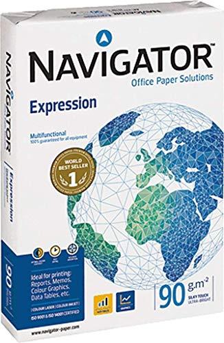 Navigator Inkjet Papier Expression COP090C1 DIN A4 hochweiß 90 g/qm Inh.500