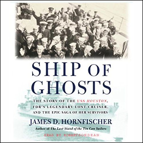 Ship of Ghosts audiobook cover art