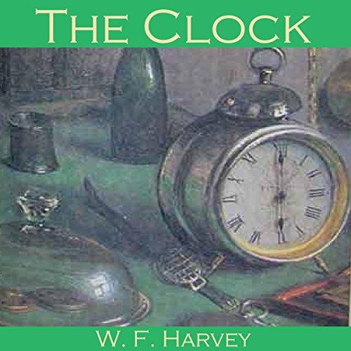 『The Clock』のカバーアート