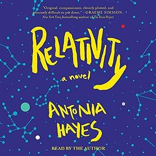 Relativity audiobook cover art