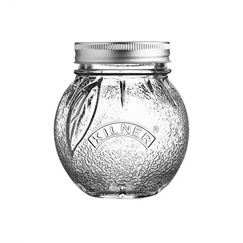 KILNER Marmeladenglas, Orange, 400 ml