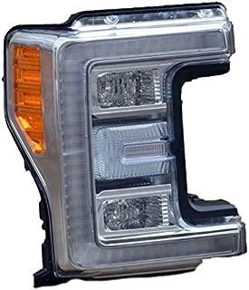 2017-2019 Ford Super Duty F250 F350 F450 OEM LED Quad Headlights CONVERSION Package