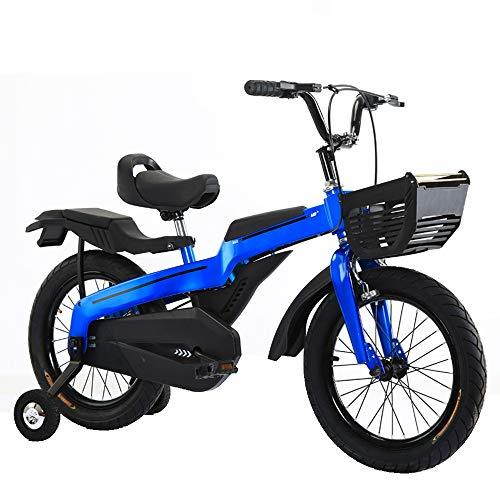 YUMEIGE kinderfiets 14 16 inch kinderen 18 inch fiets fiets fiets fiets (leeftijd 3 tot 9 jaar) blauw, rood, geel verkrijgbaar