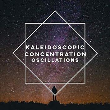 Kaleidoscopic Concentration Oscillations