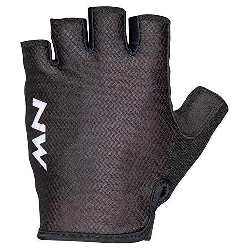 Northwave Active Fahrrad Handschuhe kurz schwarz 2021: Größe: XL (10)