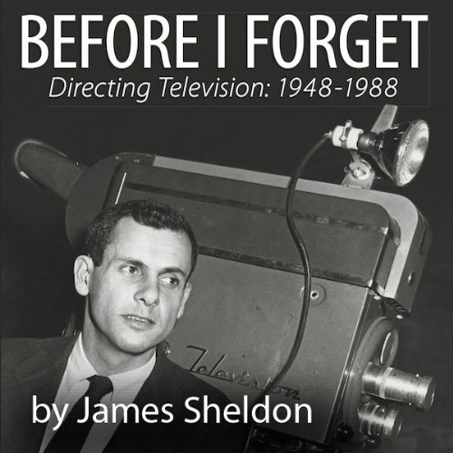 Before I Forget audiobook cover art