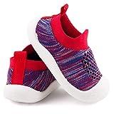 Zapatos para bebé de 1 a 4 años, zapatos para niños pequeños y niñas, suela...