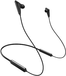 #N/A Sport löpning bluetooth hörlurar nackband hörlurar med HD-mikrofonheadset – svart