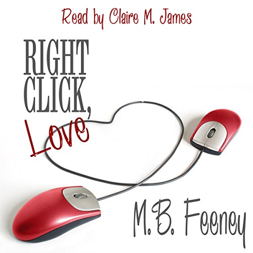 Right Click, Love audiobook cover art