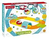Grandi Giochi Fisher Price Pista Prime Corse, Multicolore, GG01817