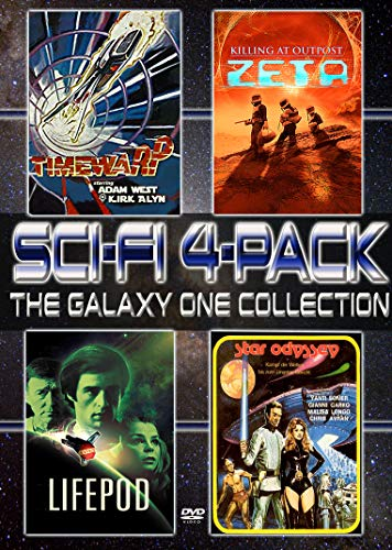 Sci-fi 4-pack: The Galaxy 1 Collection