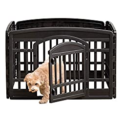 portable outdoor dog fence