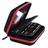 AUSTOR Hard Carrying Case for Nintendo New 3DS XL