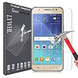 Galaxy J7 Screen Protector,LYWHL Tempered Glass Screen Protector with...