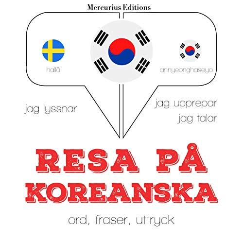 Resa på koreanska cover art