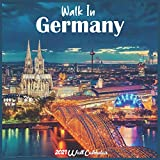 Walk In Germany 2021 Wall Calendar: Official Walk In Germany Calendar 2021, 18 Months