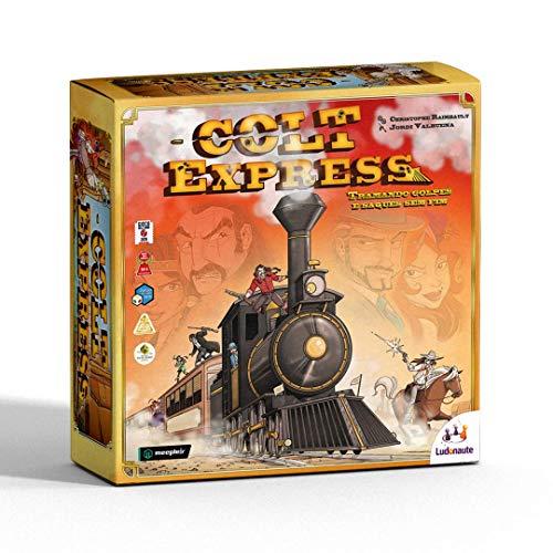Jogo de Tabuleiro Colt Express, Meeple BR