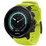 Suunto 9 Reloj Deportivo GPS con batería de Larga duración y medición del Ritmo cardiaco en la muñeca, Unisex-Adulto, Verde, Talla Única