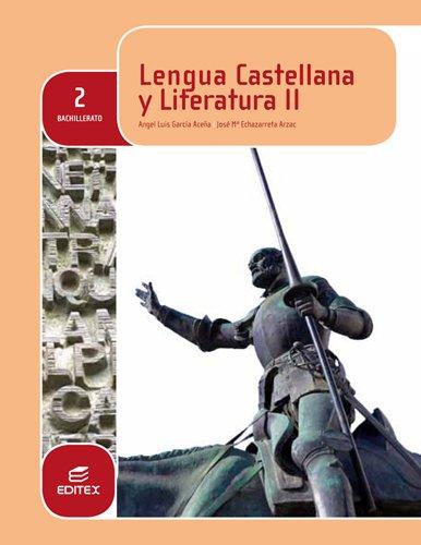 Lengua castellana y Literatura 2º Bachillerato (LOMCE) - 9788490787649