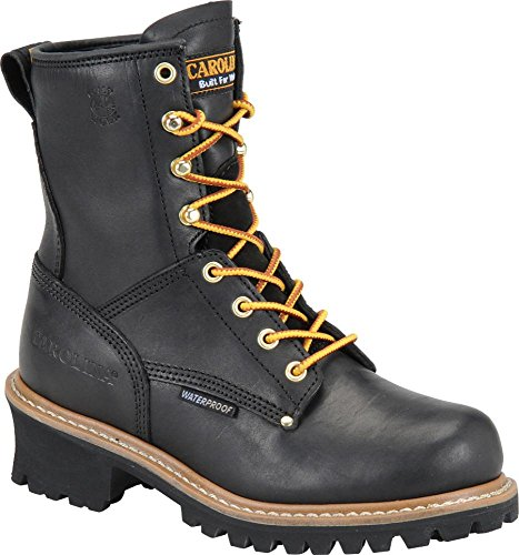 Carolina Women's Waterproof Logger Boots