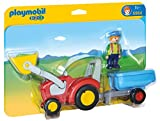 playmobil tractor 1 2 3