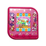 Machine Electronic Pets, Virtual Cyber Pet for Girls Digital Retro Toy with Keychain 90s Nostalgic.