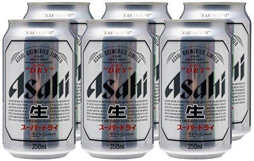 アサヒ スーパー ドライ 350