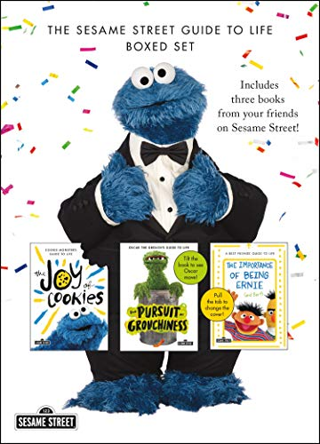 The Sesame Street Guide to Life Boxed Set: The Joy of Cookies, the Pursuit of Grouchiness, and the Importance of Being Ernie (and Bert)