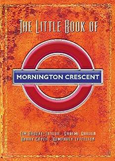 The Little Book Of Mornington Crescent