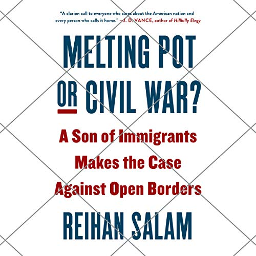 Melting Pot or Civil War? cover art
