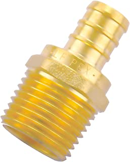 Litorange Lead Free Brass 1/2