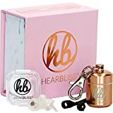 Womens Concert Earplugs - High Fidelity Ear Plugs & Hearing Protection - Musician Ear Protection,...