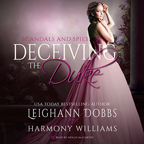 Deceiving the Duke audiobook cover art