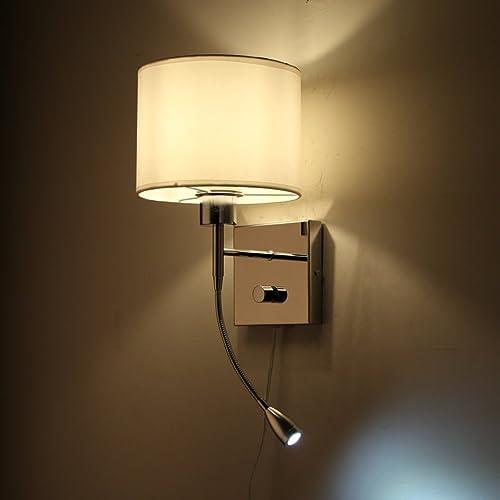promo code 7547b defda LED Wall Lighting: Amazon.co.uk