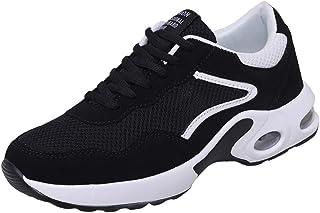 LILIHOT Frauen Sportschuhe Paar Modelle Laufschuhe Fliegen Gewebt Mesh Freizeitschuhe Mode Laufsocken Schuhe Damen Studenten Elastische DüNne Stiefeletten rutschfeste Schuhe Mesh-Schuhe