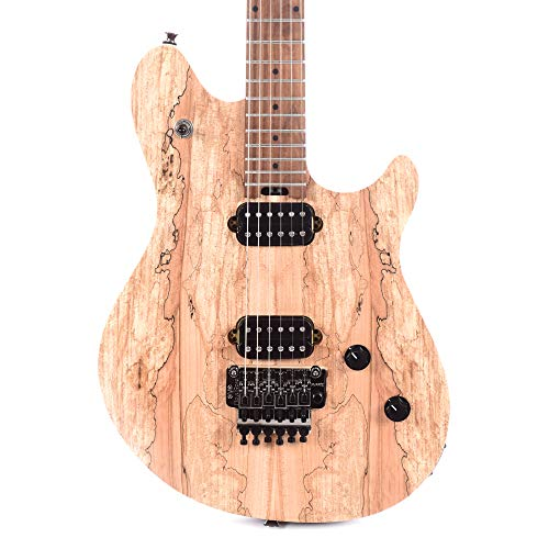 EVH Wolfgang WG Standard Exotic Spalted Maple Natural