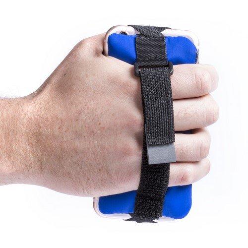 Disok 20 stuks gevoerde portemonnee blauw - heuptas voor mobiele telefoon, smartphone. Ideaal voor hardlopen en lopen. Aanbieding, Lotes Club Sport