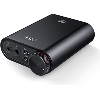 FiiO K3 Type-C USB DAC Headphone Amp