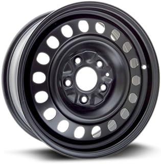 RTX, Steel Rim, New Aftermarket Wheel, 17X7, 5X127, 71.5, 40, black finish X47127